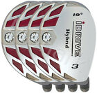 iDrive Hybrid 4-Club SET Right Hand Graphite Shafted (Choose #1 to LW)