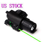 US Red/Green Laser Sight + CREE Q5 LED Flashlight Combo for 20mm Picatinny RailLights & Lasers - 106974