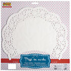 Doilies Round 30.5cm Wedding Anniversary Christmas Party Table Decoration