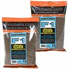 2 X Bags Sonubaits F1 Stiki Method Pellets - All Sizes Available