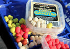 SONUBAITS BAND UM PELLET SELECTION 4 DIFFERENT FLAVOURED TUBS IN THE SELECTION