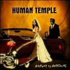 HUMAN TEMPLE - HALFWAY TO HEARTACHE USED - VERY GOOD CD