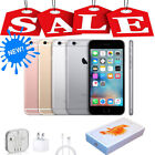 New Box Apple iPhone 6S Plus UNLOCKED Grey Silver Gold Rose Gold 4G Smartphone