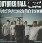OCTOBER FALL - A SEASON IN HELL USED - VERY GOOD CD