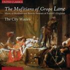 THE MUFITIANS OF GROPE LANE USED - VERY GOOD CD