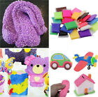 3D Snow Mud Fluffy Floam Slime DIY Toys Children Kid Funny Toy Gift 6 Colors