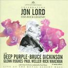 VARIOUS ARTISTS - CELEBRATING JON LORD: THE ROCK LEGEND USED - VERY GOOD CD