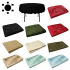 Jacquard Polyester Table Cloth 180cm Diameter ROUND 4-6 Seater