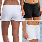Plus Size Women Beachwear Board Shorts Swimming Surf Beachwear Boy Shorts FO