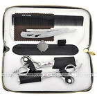 Unisex Pro Salon Hair Cutting Thinning Scissors Barber Shears Hairdressing Set