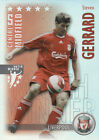 Magic Box Int Shoot Out 2006-2007 Cards Liverpool Man City Man United Middlesbro