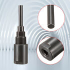 """1/2"""" 1/4"""" Shank Router Bit Collet Extension Rod For Electric Wood Router Trimmer"""