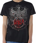 SLAYER Bloody Eagle Shield T-SHIRT OFFICIAL MERCHANDISE