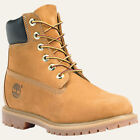 Timberland 6 inch Premium Waterproof Mens Boot Wide Beige Black