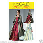 McCall's 6097 Sewing Pattern to MAKE Victorian Gown - Uncut but damaged envelope