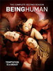 Being Human: The Complete Second Season DVD, 4-Disc Set NEW