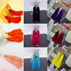 Variety Bohemian Women Long Tassel Dangle Hook Earrings Jewelry Lot