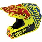 Troy Lee Designs SE4 Carbon Factory Helmet Motocross Helmet