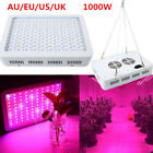 for Hydroponic Plant Growing Full Spectrum 1000W LED Grow Light Panel Lamp EB