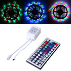 24/44 Key IR Remote Controller Receiver Kit for 3528 5050 RGB LED Strip Light