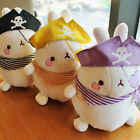 "Molang 9"" Pirates Ver.2 Cute Rabbit Bunny Soft Doll Cushion Pillow Anime Toy"