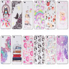 Transparent Soft TPU Protective Back Cover Case for Huawei P9 P10 P8 Lite 2017