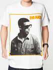 Drake Drizzy Hip Hop Rapper Rap White T-SHIRT Tee Shirt Size S to 3XL