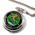 Vans Scottish Clan Pocket Watch