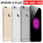 Apple iPhone 6 Plus/6/5S/4S 16GB 64GB GSM Factory Unlocked iOS Smartphone Lot
