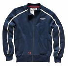 GENUINE Triumph Motorcycle Bonneville Navy Speed Record Zip Thru Jacket 50% OFF £32.5 GBP on eBay