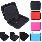 Hard Protective Carry Case Travel Storage Zip Bag For Nintendo 2DS Game Console
