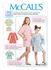 McCall's 7590 Easy Beginner Sewing Pattern to MAKE Top Dress Romper & Shorts