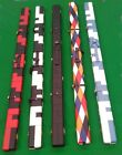 Rosetta Limited Edition Patchwork Leather Pool Snooker 1 piece cue case