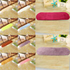 50*160cm Fluffy Anti-Skid Area Rug Dining Carpet Home Bedroom Bathroom Floor Mat