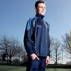 Precision Ultimate 1/4 Training Top Long Sleeved Shirt Navy/Royal/White rrp£28