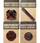 INDEPENDENT SKATEBOARD TRUCK CO' - Push Back Pin / Badge - Assorted Styles