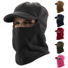 Outdoor Cycling Winter Fleece Warm Windproof Hood Full Face Mask Hat Unisex Hot