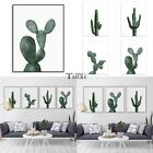 Modern 1PC Cactus Canvas Frameless Painting Living Room Wall Art TXCL