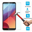 2Pcs 9H+ Premium Tempered Glass Film Screen Protector For LG G3 G4 G5 G6