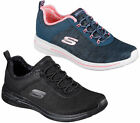 Womens Skechers Burst 2.0-Sunny Side Bungee Laced Shoes Trainers Sizes 4 to 8