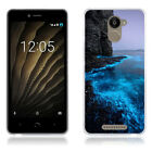Pretty For HTC BQ Doogee Patterned Soft TPU Rubber Silicone Skin Back Case Cover