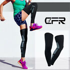 Antislip Breathable Calf Support Leg Shin Splint Pain Injury Compression Sleeve
