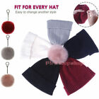 Fur Pom-pom Key Chain Bag Fluffy Puff 12cm Ball Key Ring Car Pendant  Hair Ball