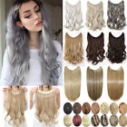 TOP Quality As 100% Real Human Hair Wire Headband Clip in on Hair Extensions TW5