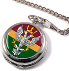 Mercian Regiment Full Hunter Pocket Watch (Optional Engraving)