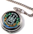 Northamptonshire Regiment Full Hunter Pocket Watch (Optional Engraving)
