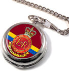 Royal Military Academy Sandhurst Full Hunter Pocket Watch (Optional Engraving)