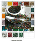 Crafts - 8/0 Toho Glass Seed Beads 10-Grams Ur PICK