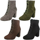 WHOLESALE Ladies Ankle Boots / Sizes 3-8 / 14 Pairs / F50854
