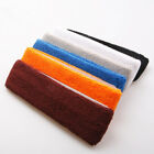 Head Band Terry Cloth Cotton Tennis Headband for Men Women's Bicycle Sports